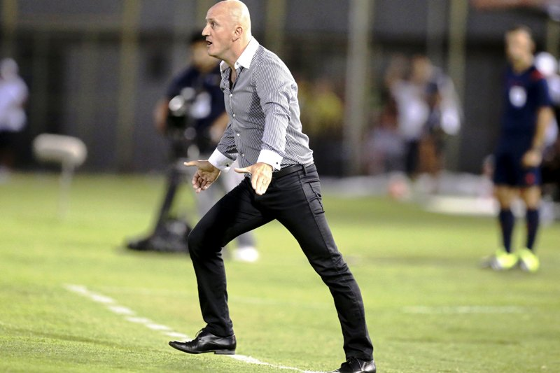 Repetto sigue en la Copa