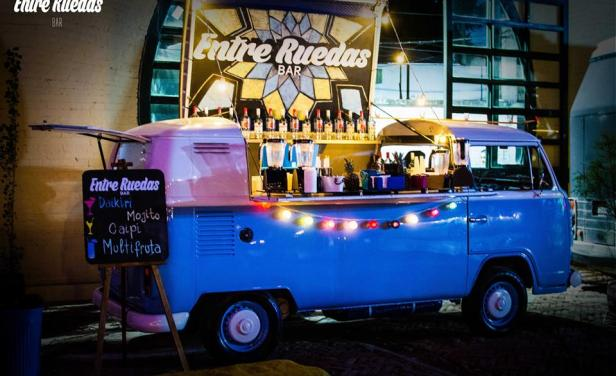 Primer festival de food trucks en el hip dromo de maro as for Bar 96 food truck