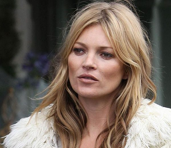 Kate Moss, diosa hot a los 41